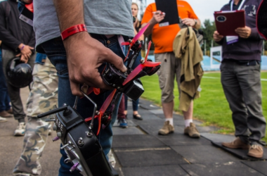 Dnipro Hosts FAI World Cup Stage in Drone Racing, Powered by Max Polyakov
